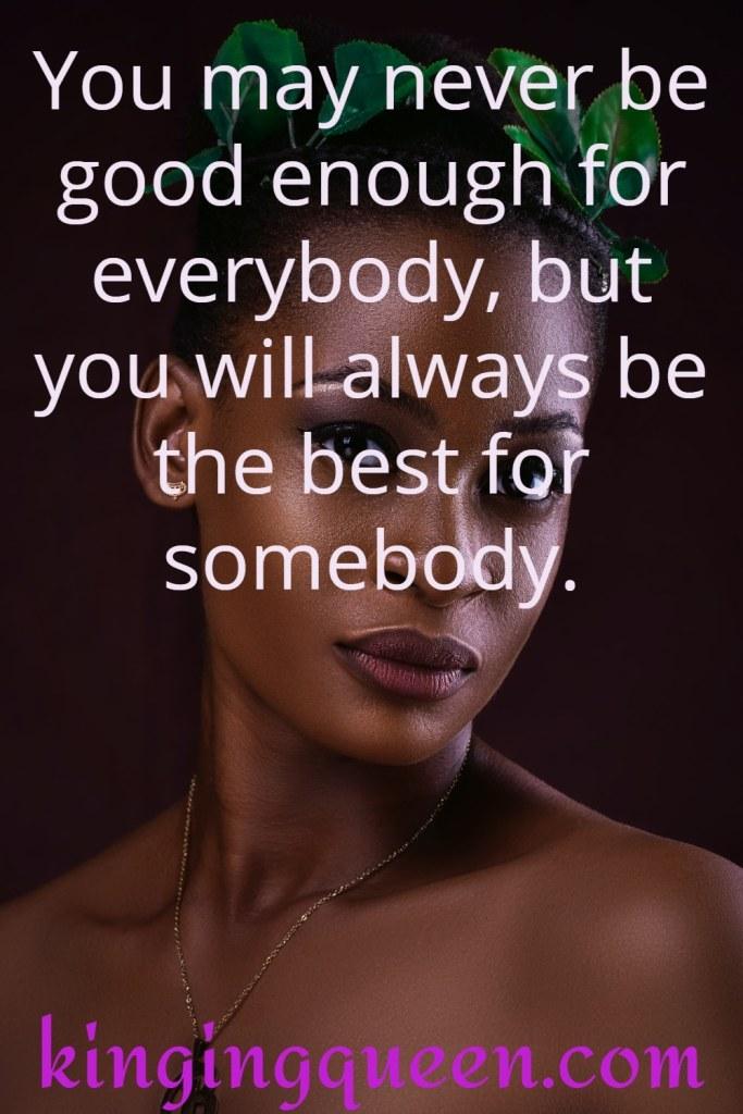 self confident woman quote