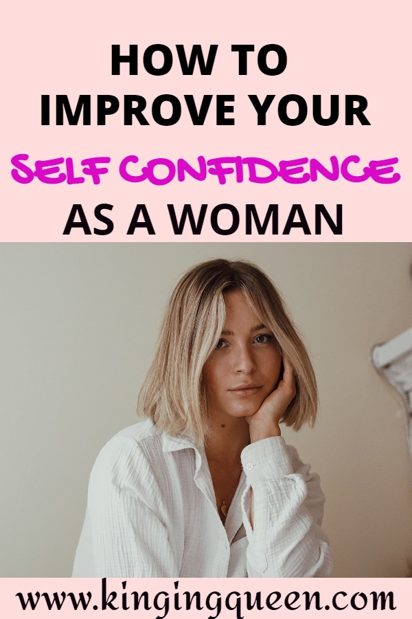 how to improve on confidence