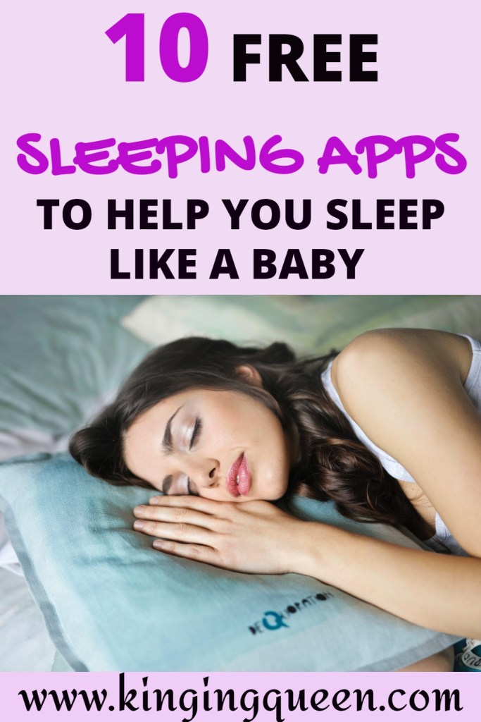 Apps For Sleeping