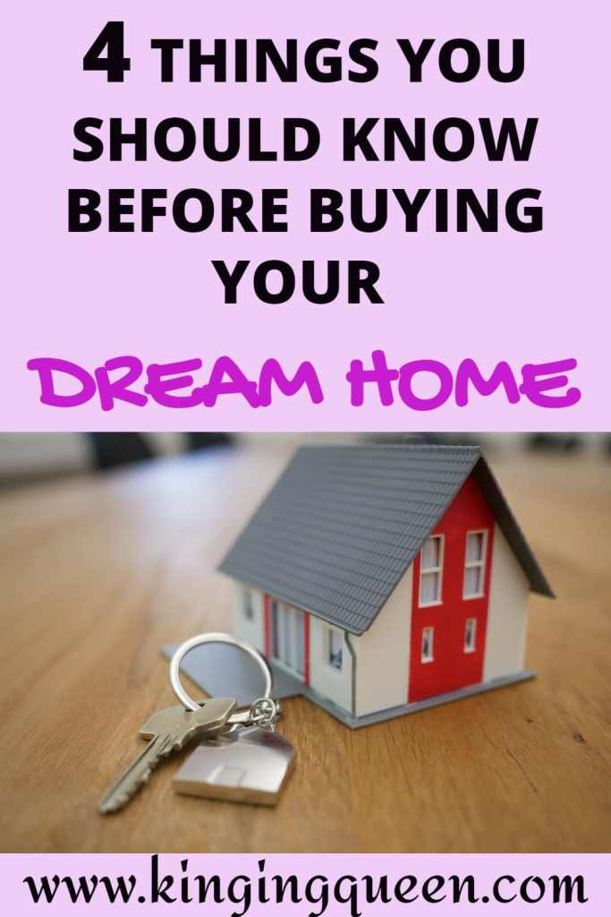 what to know before buying a house