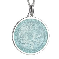 St Christopher medal-large - King Jewelers