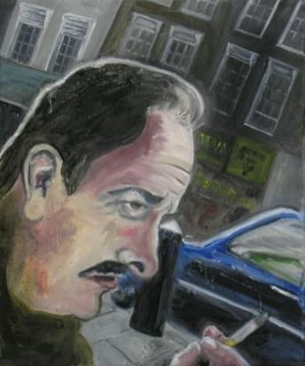 Harrison, David | Man on a Mission Stalked Men | 2011