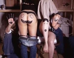 Mr. Hand. Mrs Ass, Mrs Knee, Mr Foot, 2004