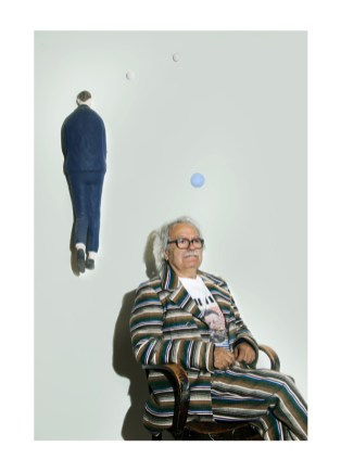 """Art works: """"QUELLO che GUARDAVA lontano"""", 2010 