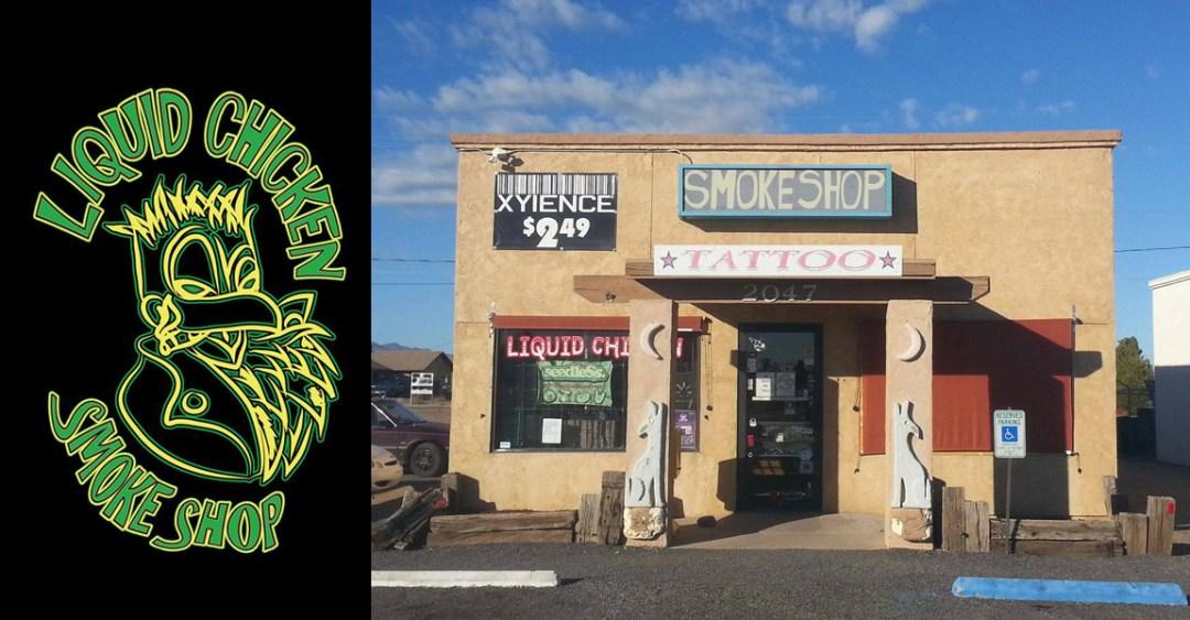 Kingman-Merchants-Mall-Liquid-Chicken-Smoke-Shop-Kingman-Business