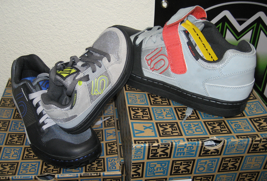 Bicycle-World-Bicycle-Shop-Repair-Kingman-AZ-FiveTen-Shoes