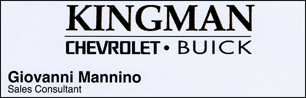 Worry-Free Auto Sales at Kingman AZ Car Dealership, Kingman Chevrolet Buick