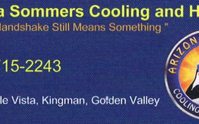 Arizona Sommers Cooling And Heating