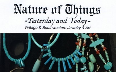 Kingman Turquoise, Southwestern Jewelry, Dreamcatchers by Nature of Things