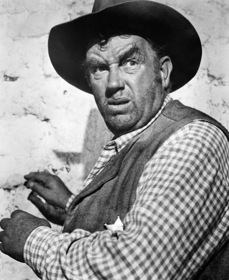 THE MAN WHO SHOT LIBERTY VALANCE, Andy Devine, 1962