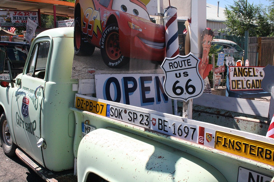 Historical Route 66 is a World-Wide Attraction