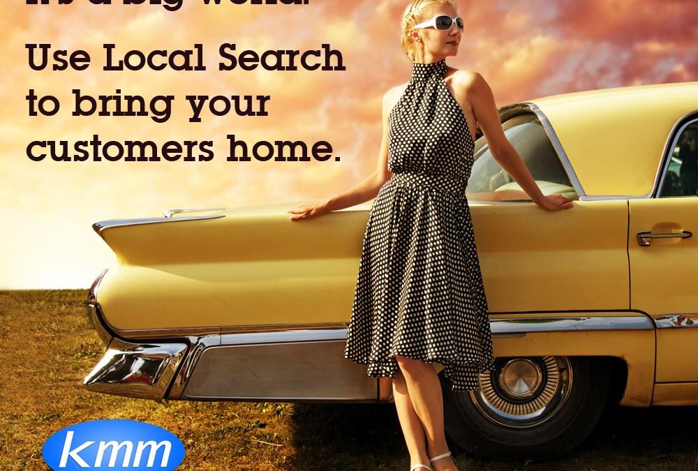 Local Search in Kingman