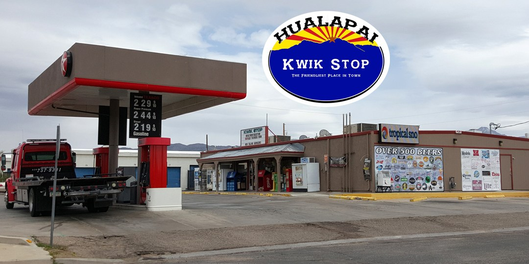 Hualapai Kwik Stop – Growler Filling Station