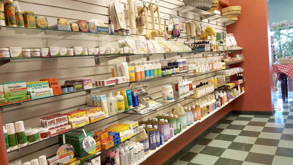 Natural Planet Health Food Store Organic Products