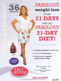 Diet-Center-Weight-loss-21-day-diet-ad