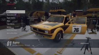 《大地長征:拉力賽2.0》收錄超過40部真實拉力賽車。
