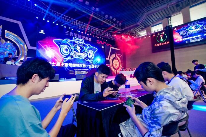 粵港澳電子競技公開賽 - 香港區