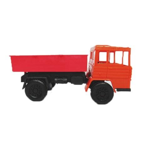 camión con caja