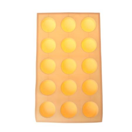 molde de silicona