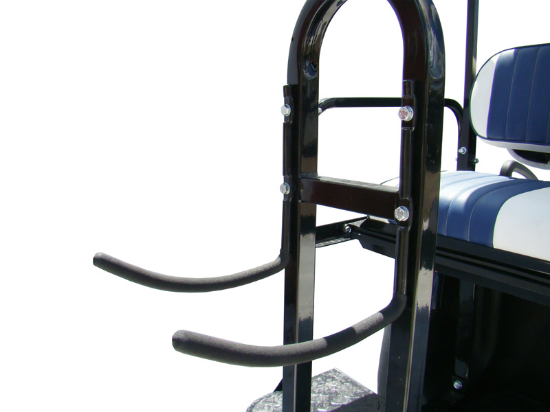 King of Carts Universal Chair Bracket  Rear Attachments