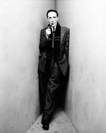 Marcel Duchamp, by Irving Penn