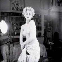 Peter Basch, Carmen Dell Orefice, 1940s