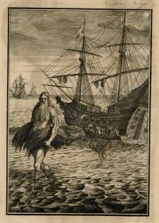A Natural History of Mermaid, Merman & Seadragon, 1718