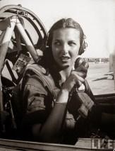 Girl Pilots Training Flights at Avenger Field, 1943