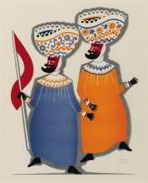 Dances of Mexico, Carlos Mérida, 1939