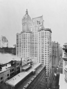 New York City, 1910