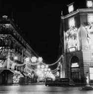 Paris at Christmastime