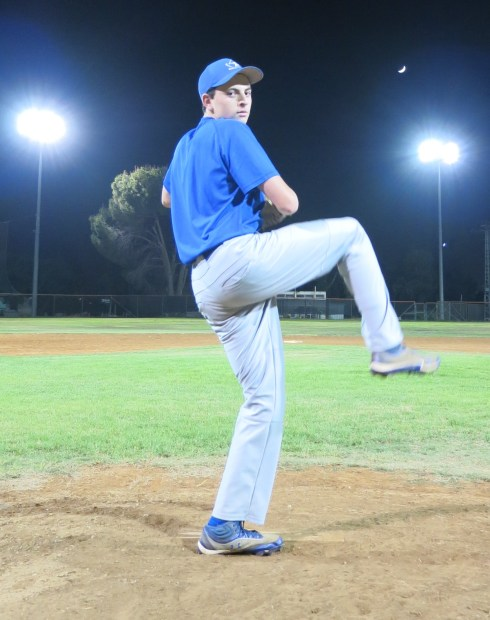 Avi Watson. 17 years-old. LHP/1B. Bet Shemesh.