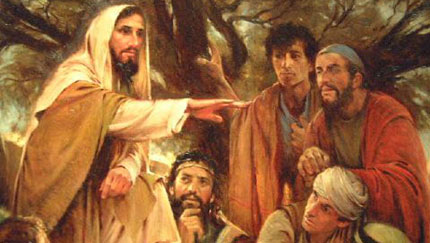 Image result for preaching of jesus