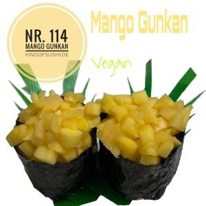 114. Mango Gunkan
