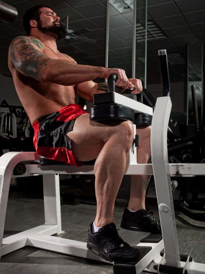 seated calf raise benefits