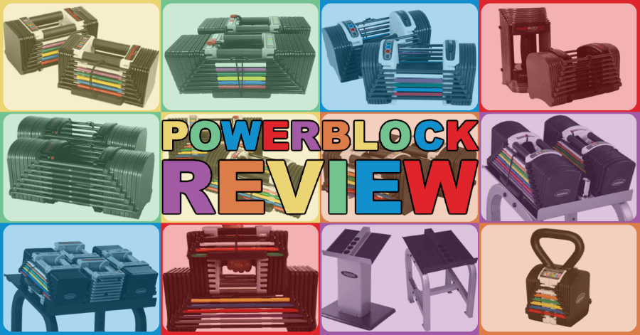 PowerBlock Dumbbells Review - Is This the Best Adjustable Dumbbells Set?