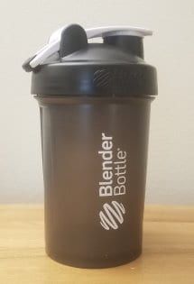 Blender Bottle for Protein Shakes