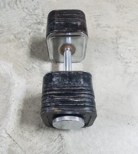 Ironmaster Dumbbells Review - 120lb Dumbbell Set
