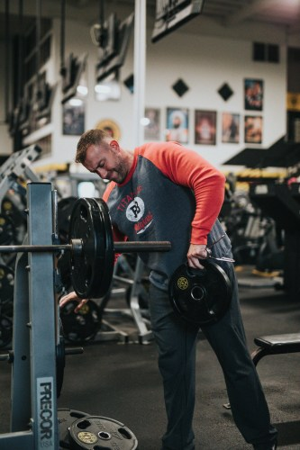Progressive Overload - Adding More Weight to the Bar