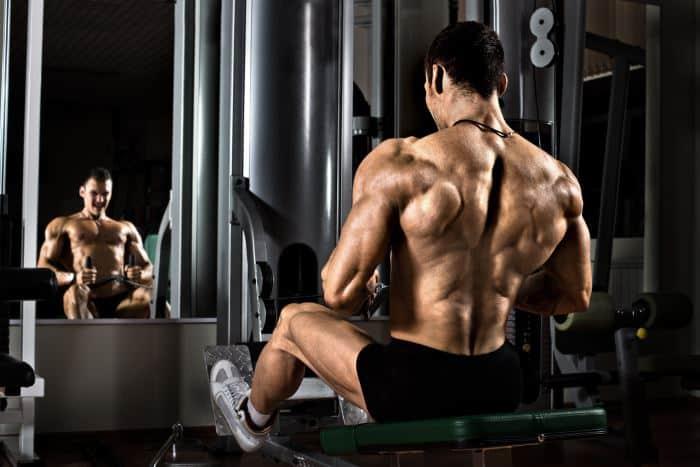 back training