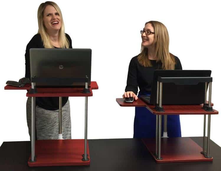 UpTrak Adjustable Standing Desk