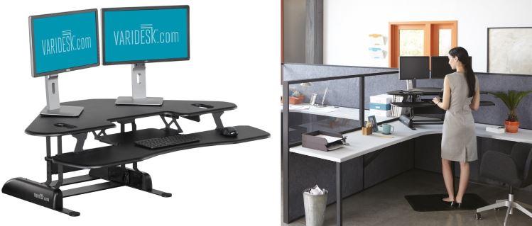 VARIDESK Adjustable Standing Desk