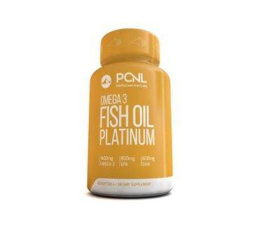 PacificCoast Nutrilabs Triple Strength Fish Oil capsules