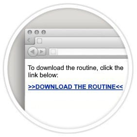Posture and Mobility Routine PDF Download