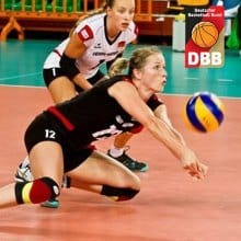Heike Beier - German Pro Volleyball Player