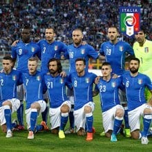 Italia National Soccer Team - World Cup 2014