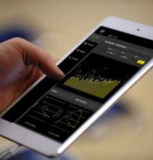 Beast Sensor App on Phone
