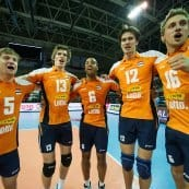 Dutch Men's National Volleyball Team