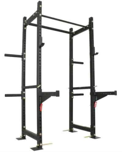 Titan T-3 Series HD Power Rack with Spotter Arms - 24 Inch Depth Version