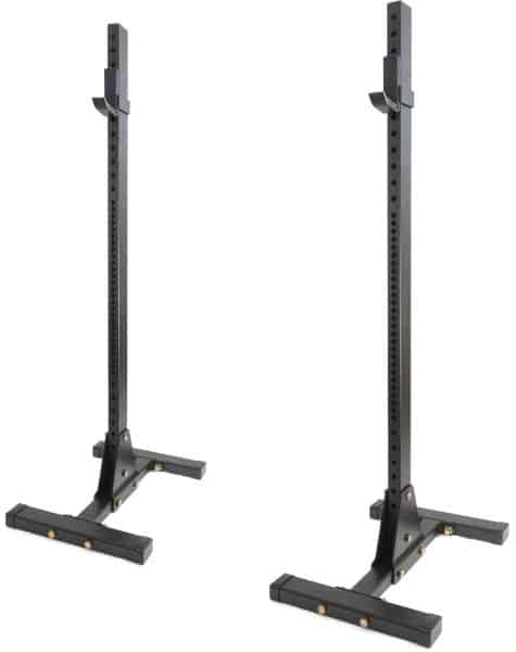 Titan T-3 Independent Upright Squat Stand Weight Rack